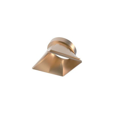 Рефлектор Ideal Lux DYNAMIC REFLECTOR SQUARE SLOPE GOLD 211893