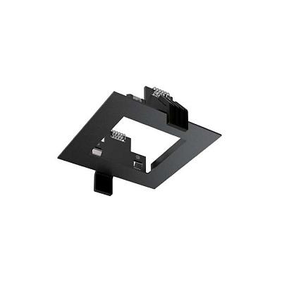 Основание для светильника Ideal Lux DYNAMIC FRAME SQUARE BLACK 208732