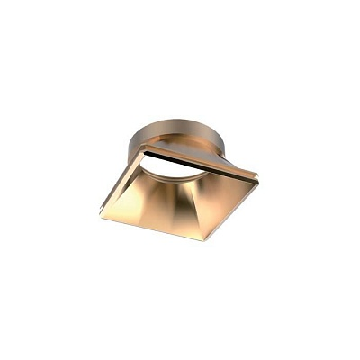Рефлектор Ideal Lux DYNAMIC REFLECTOR SQUARE FIXED GOLD 211831