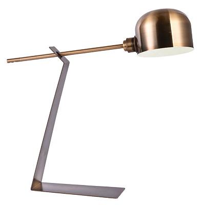 Рабочая лампа Brass Loft Table Lamp II (43.415)