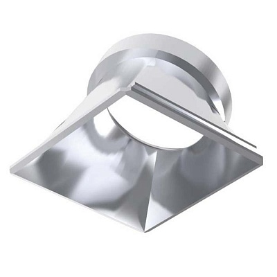 Рефлектор Ideal Lux DYNAMIC REFLECTOR SQUARE SLOPE CHROME 221670