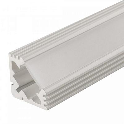 Профиль PDS45-T-2000 ANOD White Arlight 018264