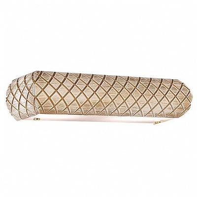 Накладной светильник 164-1631 WB 1631/2.17 Wood Ivory